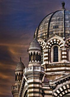 Cathédrale de la Major - by Ophelia photos