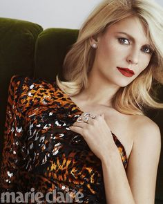 Claire Danes Reminisces About Falling In Love With Hubby Hugh Dancy For 'Marie Claire'!: Photo Claire Danes looks absolutely stunning on the cover Marie Claire magazine's February 2017 issue, on newsstands January Here's what the Homeland… Claire Danes, Marie Claire, Beauty Editorial, Editorial Fashion, Carrie Mathison, Hugh Dancy, Celebs, Celebrities, Fashion Photography