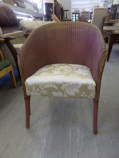 Lust lloyd Loom Chair Ideal For Home  conservatory £45 (PC160)