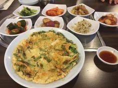 ランチミーティング@ミカウォン・コリアン・レストラン