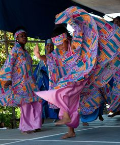N'Kafu, a traditional African dance group, at the Congo Square New World Rhythms Festival 2012 by New Orleans Jazz & Heritage Foundation, via Flickr