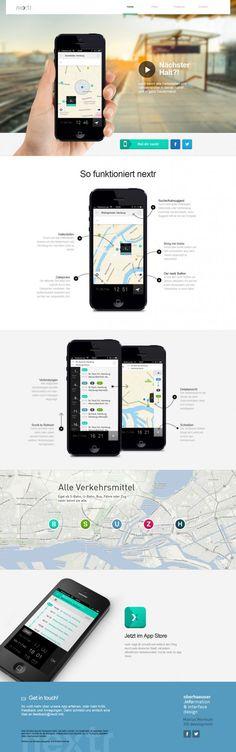 NEXTR Mobile App