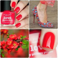 "Picture Polish ""Love"""