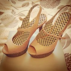 My gorgeous Jessica Simpson summer shoes!!