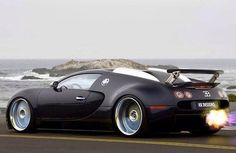 Bugatti 16.4 Veyron Nitrous carries it to 274 mph even after having more than 1400 hp