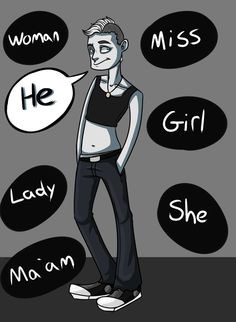 FTM(Updated version) by =RestlessAntagonist on deviantART