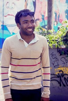 donald glover my nerdy faux hubby!