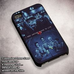 Avenged Sevenfold Nightmare Quotes - For iPhone 4/ 4S/ 5/ 5S/ 5SE/ 5C/ 6/ 6S/ 6 PLUS/ 6S PLUS/ 7/ 7 PLUS Case And Samsung Galaxy Case