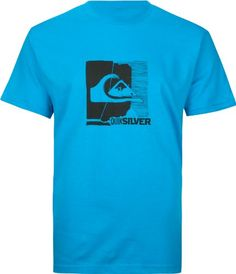 QUIKSILVER Traction Mens T-Shirt - Quiksilver Traction tee. Quiksilver logo screened at chest. Short sleeve. Crew neck. 100% cotton. Machine wash. Imported.