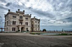 The Castle of Miramare - Trieste