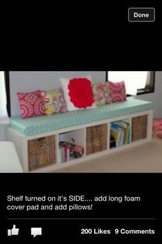 Im gonna make this for a little house that needs to be furnished!