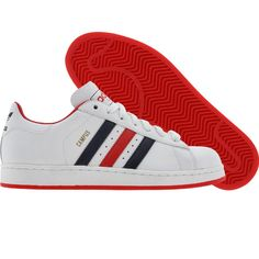 brand new 89975 b17f1 Adidas Campus II 2 (white   col navy   red) 465554 -  59.99