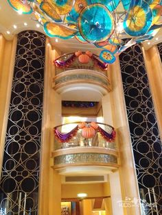 Halloween on the High Seas - What's it like to celebrate Halloween on a Disney cruise ship? Here's a few travel tips and pics from our family's trip