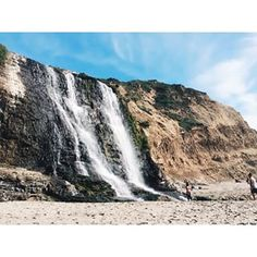 Alamere Falls, Palomarin Trail, California | 16 Of The Most Photogenic Hikes On The West Coast