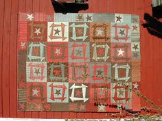 Crazy Chrundash, from the book Crazy Among Friends, Buggy Barn Quilts