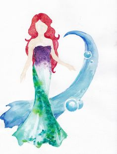 Part of Your World Ariel Disney mermaid