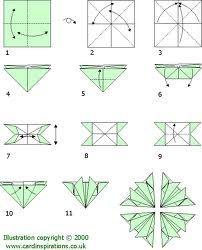 tea bag folding - Google Search