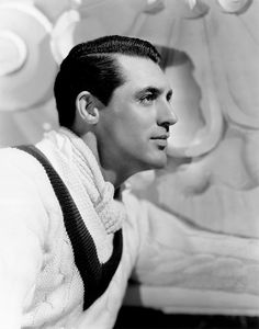 Cary Grant by  Unknown Artist