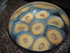 Almond cookies (ghirlanda alle mandorle) bimby-thermomix TM31