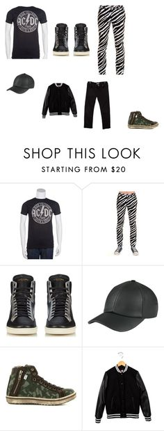 """""""drenge tøj"""" by mys-rugbjerg-risbank-jensen on Polyvore featuring Yves Saint Laurent, MSGM and Bonpoint"""