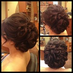 That is going to be my next hair style to perfect... i hope i can.