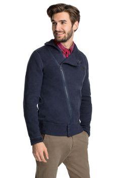 edc : Chaqueta de punto, 100% algodón en la Online-Shop