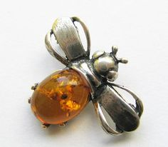 AMBER BEE by woodfairy on Etsy, $50.00