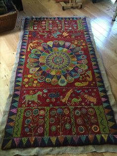 Rug … - Crafting Now