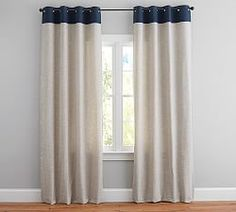 Shop Pottery Barn for expertly crafted linen curtains and window panels. Find quality linen drapes in solid colors or patterns and dress up your windows in style. Cotton Drapes, Custom Drapes, Linen Curtains, Decor, Curtains, Linen Drapes, Outdoor Furniture Sale, Home Decor, Creative Decor