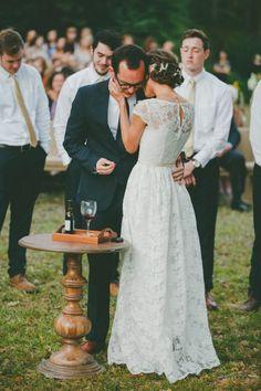Vintage DIY Wedding In Little Rock