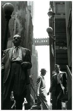 Leonard Freed   NYC 1954