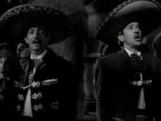 Pedro Infante y Jorge Negrete - serenata tapatía