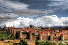 Avila – Spain's magnificent walled city | Family Holiday