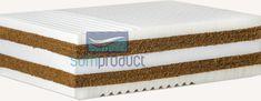 Saltea Naturala din Cocos si Latex, 18 cm Outdoor Furniture, Outdoor Decor, Romania, Latex, Ottoman, Decorative Boxes, Backyard Furniture, Decorative Storage Boxes, Lawn Furniture