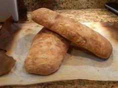 Italiensk brød - nemt at bage, smager af Italien
