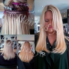 16 mini lock hair extensions hair extensions by asya mini tips applied using mini locks no heat no glue no damage find this pin and more on hair extensions pmusecretfo Image collections
