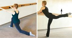 """HOW TO USE """"ACTIVE STRETCHING"""" TO BECOME MORE FLEXIBLE"""