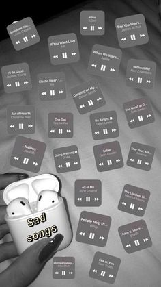 In the feels songs – Iphone 11 - Water In the feels songs - Iphone. - In the feels songs – Iphone 11 – Water In the feels songs – Iphone 11 – - Heartbreak Songs, Breakup Songs, Music Lyrics, Music Quotes, Music Songs, Rap Music, Good Music, Music Lyric Tattoos, Music Stuff
