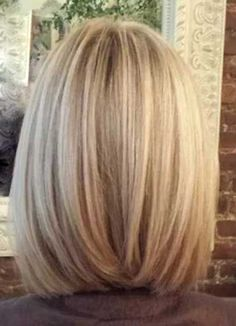 Bob hairstyles are in trends recently but long bob haircuts are extremely popular among women.That's why we have gathered these 25 Best Long Bob Haircuts for. 2015 Hairstyles, Short Hairstyles For Women, Bob Haircuts For Women, Older Women Hairstyles, Long Bob Haircuts, Long Bob Hairstyles, Pixie Haircuts, Straight Haircuts, Elegant Hairstyles