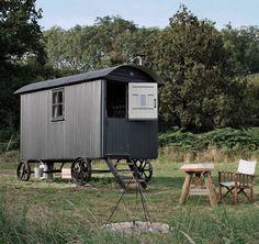 blackdown shepherd huts somerset uk simple living. Black Bedroom Furniture Sets. Home Design Ideas