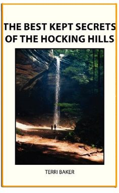 Hocking Hills Visitors Guide Tourism Guidebook | hockinghillsguidebook.com  Purchase on Amazon.com for $14.95.