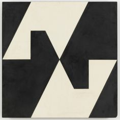 Figuras geométricas / 'Planes in Modulated Surface 4′ (1957) by Clark  'Lygia Clark: The Abandonment  of Art, 1948–1988' at the Museum of Modern Art