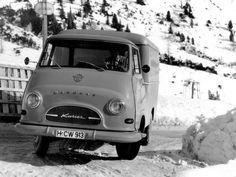 Hanomag Kurier Kofferwagen
