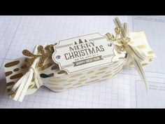 Christmas Countdown  Project No. 3 - Ferrero Rocher Christmas Bonbon Wra...