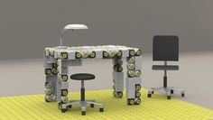 These Robot Transformers Can Morph Into Furniture And Bring Your Coffee To You