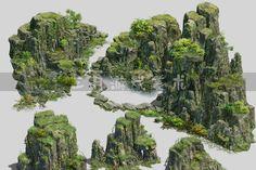 Bonsai Tree Care, Bonsai Art, Bonsai Garden, Aquarium Sand, Bonsai Forest, Aquarium Landscape, Asian Artwork, Concrete Sculpture, Aquarium Design