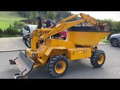 CMI DE10 - YouTube Homemade Tractor, Mini Excavator, Go Kart, Arduino, Metal Working, Mixer, Tractors, Monster Trucks, Projects To Try