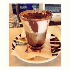 Nutella•nocciole•caffé•panna•cacao