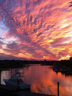 Murrells Inlet, SC sunset