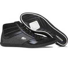 Lacoste Womens Whitby MNA SRW (black / calcair) 17SRW6551-G81 - $129.99